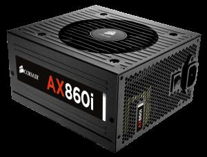 Corsair AX860i PSU