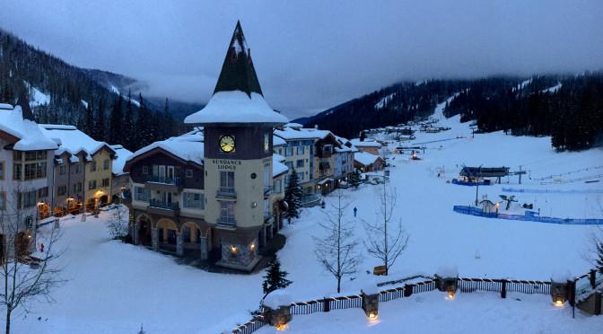 Ski Roadtrip: Day 5, Sun Peaks & Revelstoke